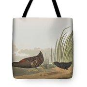 Least Water Hen Tote Bag