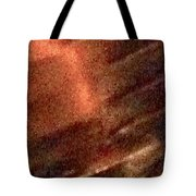 Leather 19 Tote Bag