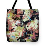 Leather Weather Tote Bag