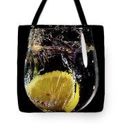 L'eau De Lemon Tote Bag