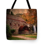 Leave A Light On For Me Tote Bag