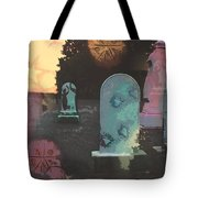 Leave Behind The Anger Tote Bag
