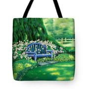 Leave Your Worries Behind Tote Bag
