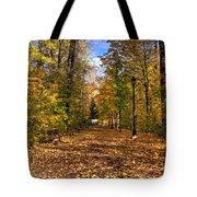 Leavenworth Waterfront Park Tote Bag