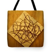 Leaves - Tile Tote Bag