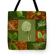 Leaves #2 Tote Bag