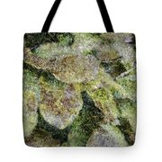 Leaves And Moss Tote Bag