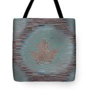 Leaves And Rain 7 Tote Bag
