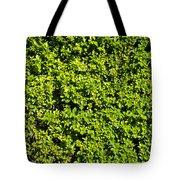 Privacy Hedge Tote Bag
