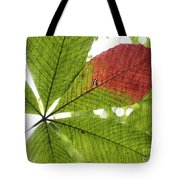 Leaves. Tote Bag