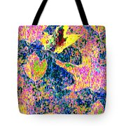 Leaves Of Flurry 1 Tote Bag