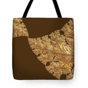 Leaves Of Gold Tote Bag