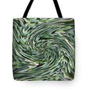 Leaves On Spin Cycle Tote Bag