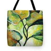 Leaves2 Tote Bag