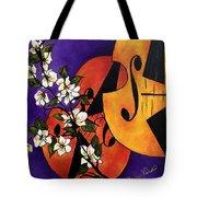 Leclair Sonata Tote Bag