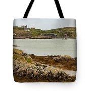 Ledaig Harbour Tote Bag