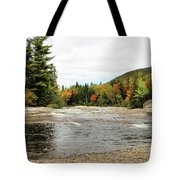 Ledge Falls Hollow, Baxter State Park Tote Bag