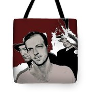 Lee Harvey Oswald Dallas Police Station Dallas Texas Unknown Photographer 1963-2016 Tote Bag