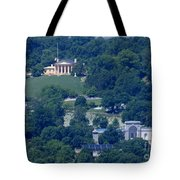 Lee Mansion Tote Bag