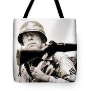 Lee Marvin, Vintage Actor Tote Bag