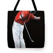 Lee Westwood Tote Bag