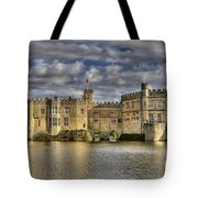 Leeds Castle Tote Bag