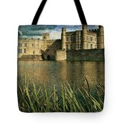 Leeds Castle In Kent Tote Bag