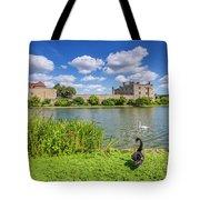Leeds Castle Kent Tote Bag
