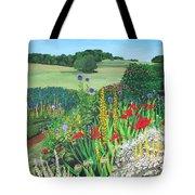 Leeds Garden Tote Bag