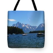 Leek Marina Tote Bag
