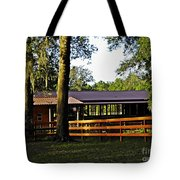 Lee's Ranch 5 Tote Bag