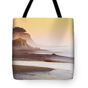 Leffingwell Landing Outcrop Tote Bag
