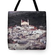 Lefkes Greece Island Of Paros Tote Bag