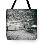 Left Alone Tote Bag