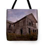 Left Empty To Fall Tote Bag