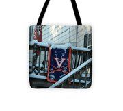 Hometown Series - Left Out Tote Bag