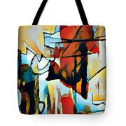 Left To Die Upon The Ground Tote Bag
