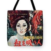 Legacy Of Dracula Tote Bag