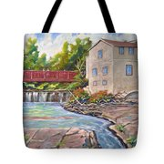 Legare Mill Tote Bag