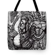 Legend Tote Bag by Tobey Anderson