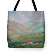 Legendary Land Tote Bag