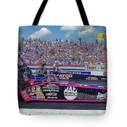 Legends At The Line Tote Bag