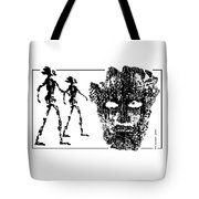 Legends  Of  Olden Times  Tote Bag