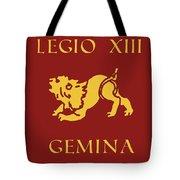 Legio Xiii Gemina Tote Bag