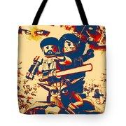 Lego Star Wars IIi The Clone Wars Tote Bag