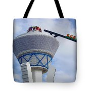 Lego Tower Tote Bag