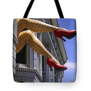 Legs Haight Ashbury Tote Bag by Garry Gay