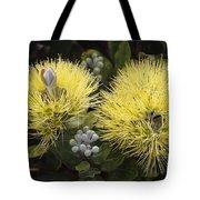 Lehua Mamo Blossom Tote Bag