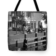 Leiden Tote Bag