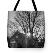 Leith Presbyterian Church Tote Bag